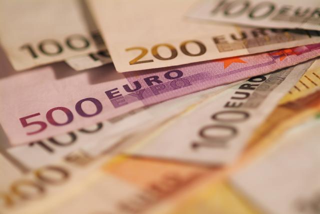 Billetes euros 2 (L)